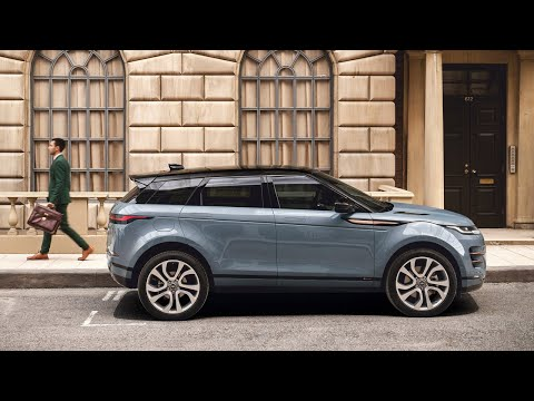 "New Range Rover Evoque is ""more sophisticated and refined"" 
