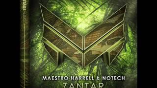 Maestro Harrell & NoTech Vs. Green Velvet - Zantar Land (VODKAFISH Mashup)