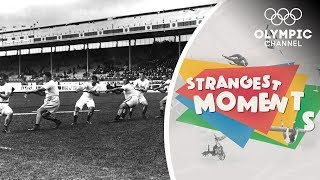 The Forgotten Olympic Events | Strangest Moments
