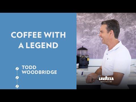 Coffee With a Legend - Australian Open 2019: Todd Woodbridge