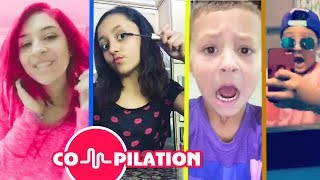 MUSICAL.LY COMPILATION - FUNnel Vision Lip Syncing / Pretend Singing Songs (Short Funny Cute Videos)