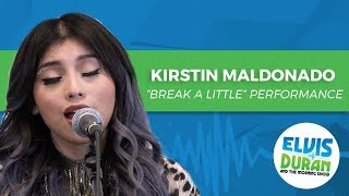 "Kirstin Maldonado - ""Break a Little"" Acoustic 