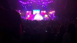 Nicki Minaj- Beez In The Trap Ft. 2Chainz live in Miami 7.24.12