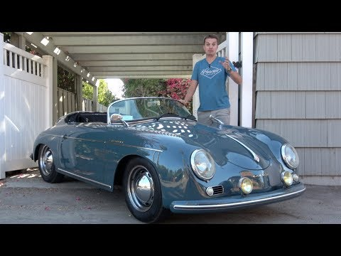 Is A Porsche 356 Speedster Replica The Perfect Weekend Toy - Our