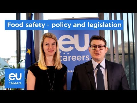 Food Safety Policy and Legislation Administrators | EU Careers photo