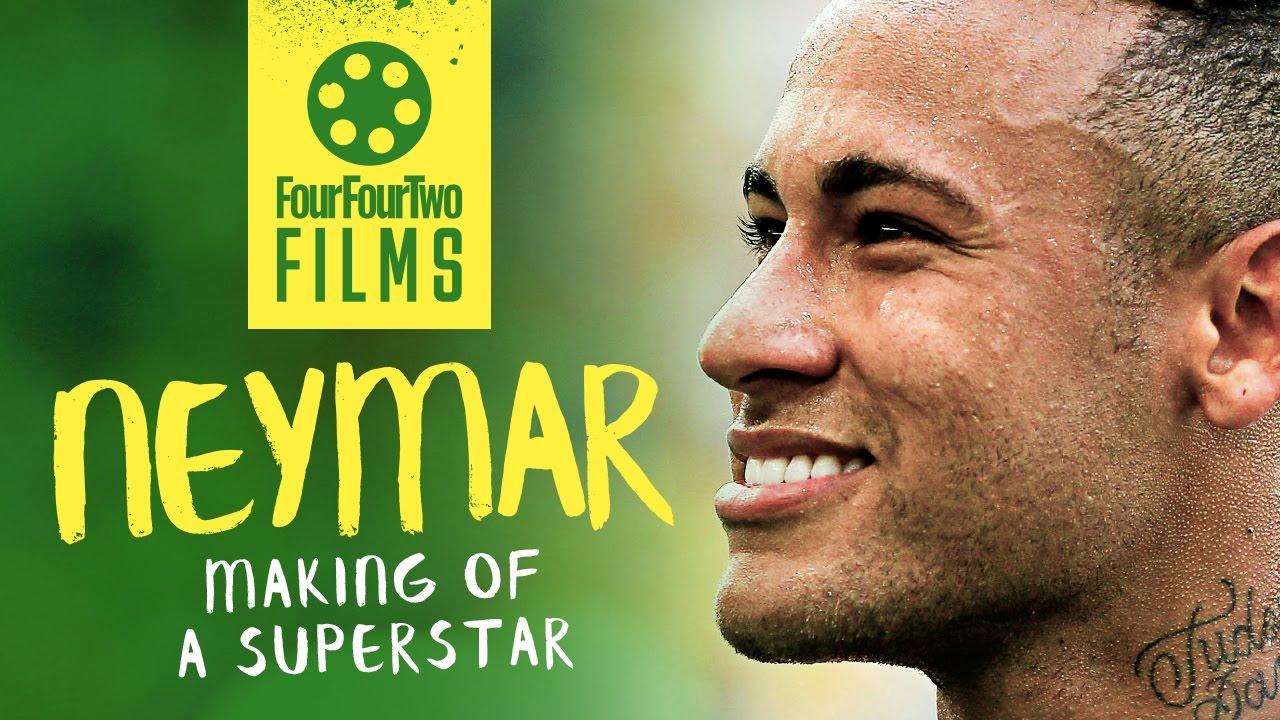 Neymar documentary | The Making of a Superstar