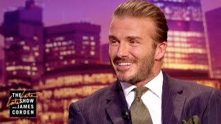 David Beckham Had a Big Influence on Brooklyn's First Tattoo