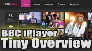 WiiU BBC IPLAYER - Tiny overview