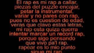 Porta - Tetris Rap con letra