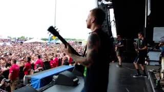 The Story So Far - Nerve (Live @ The Vans Warped Tour, Tinley Park)