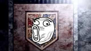 Opening Shingeki No Kyojin Meme Version ~ Attack On Trollface