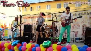 Fusion style - Sleeping In My Car (Roxette cover) заказать кавер группу на мероприятие