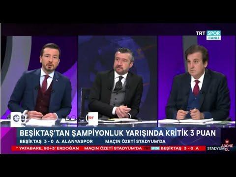 STADYUM   Beşiktaş – Aytemiz Alanyaspor: 3-0 Maç sonu yorumları   Cenk Tosun, Atiba, Ghezzal yorumu