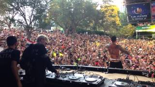 Yellow Claw @ Ultra 2015 World Wide Stage