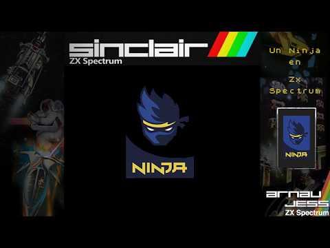 Un NINJA en Zx Spectrum