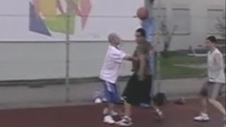 MrMike WHOOP dat TRICK STREETBALL feat. YOUNG ROGUE SKILLS