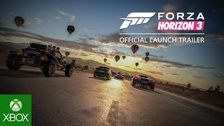 Forza Horizon 3 - Launch Trailer