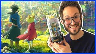 Vidéo-Test : TEST Ni No Kuni 2, vraiment enchanteur ? + Unboxing magique I PS4 et PC