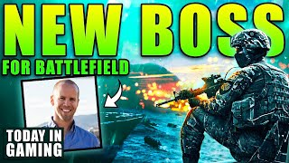 Battlefield Has A New Boss - Sony Lied About Next-Gen Titles? - Today In Gaming