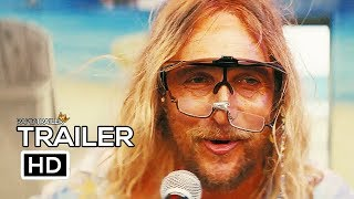 THE BEACH BUM Official Trailer #2 (2019) Matthew McConaughey, Zac Efron Movie HD