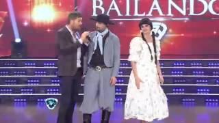 Lali esposito bailara Salsa en trio con Pedro Alfonso