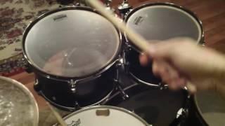 Yamaha Live Custom - Emperor Coated vs Emperor Clear