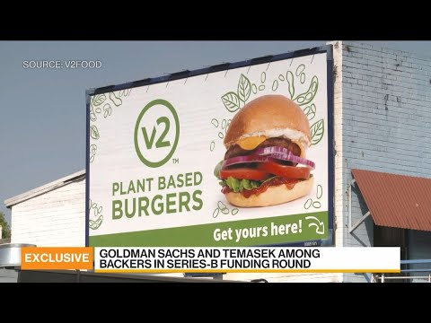 Mock-Meat FirmV2food Aims to Expand Globally, CEO Says