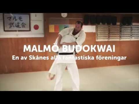 Hejarklacken - Malmö Budokwai - trailer