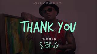 "(FREE BEAT!) ""Thank You"" Afro Pop Beat 
