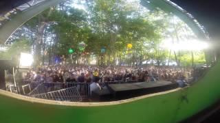 Skazi vs Freedom Fighters - Falafel (Bizzare Contact Remix Live 2015)