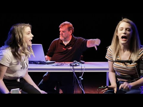 Twins Take A Lie Detector Test