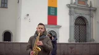 Zygi Sax - Laisvė (Lithuanian Freedom Song)