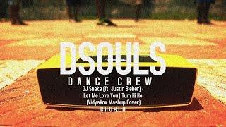 DJ Snake (ft. Justin Bieber) - Let Me Love You | (VidyaVox Mashup Cover) Dance Choreography