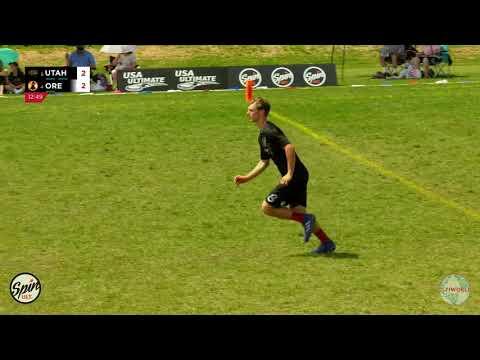 Video Thumbnail: 2021 U.S. Open, U-20 Boys Final: Oregon Trainwreck vs. Utah Swarm