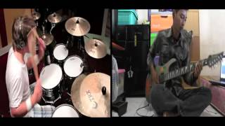 cover guitar almost easy avenged sevenfold by erwin dari tanah papua cenderawasih