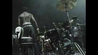 "Pauli ""The PSM"" Drum Solo w/ GSS in Athens"