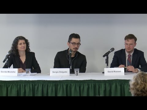 Provoking Attention Conference - Panel 2