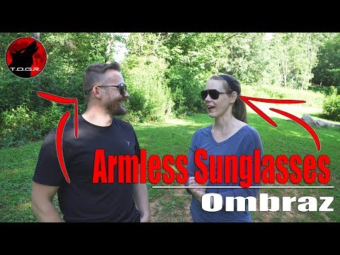 Made for the Outdoors - Ombraz Armless Sunglasses Review