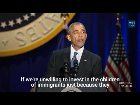Obama discusses race relations in the US