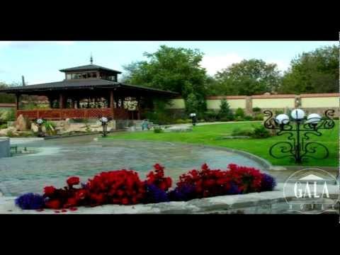Каменец-Подольский отель GALA-HOTEL на gidvideo.com