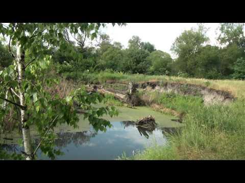 Поход на речку Унава