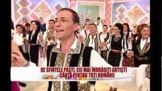 """Ion Paladi  - """"Bine-i sade mesei mele"""" De Sfintele Pasti la Etno tv Romania 2011"""