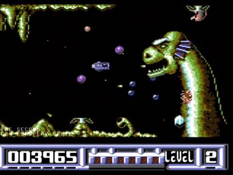 Quitando Txapapote: Más Shoot'em ups horizontales - C64 Real 50 Hz #Commodore 64 Club videos