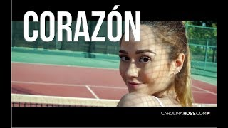 Corazón - Maluma ft. Nego de Borel (Carolina Ross cover)
