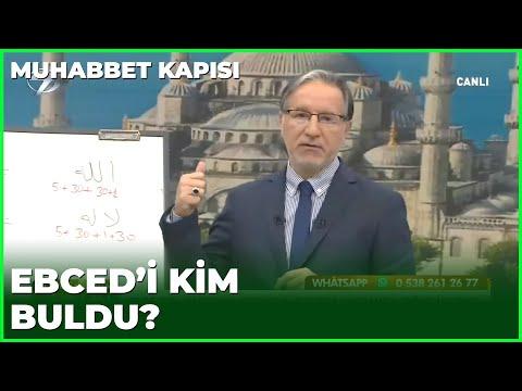Ebced Nedir? Ebced Hesabıyla Gayb Bilinir mi? - Prof. Dr. Mustafa Karataş ile Muhabbet Kapısı