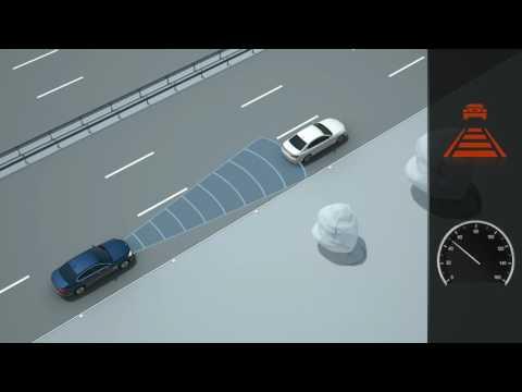BMW: Active Cruise Control