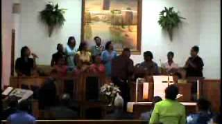 "Youth Choir - St. Augusta ""The Lord Will Make a Way Somehow"""