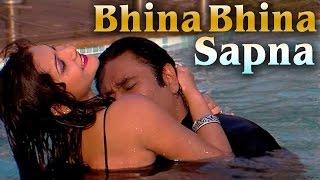 Bhina Bhina Sapna | FULL VIDEO | Romantic Song | ODHNI | Gujarati New Movie Song | 1080p width=