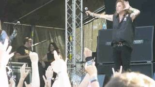 Danger Danger - Rock in America - Live at Rockweekend 2010 HD part2