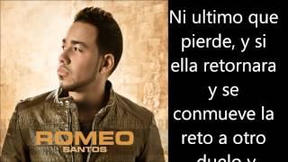 Romeo Santos - La Diabla Letra Lyrics